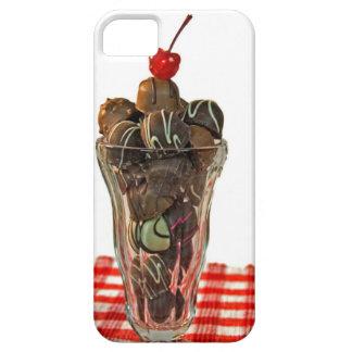 Chocolate Truffle Sundae iPhone 5 Case