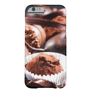Chocolate truffles barely there iPhone 6 case