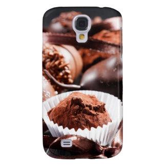 Chocolate truffles galaxy s4 case