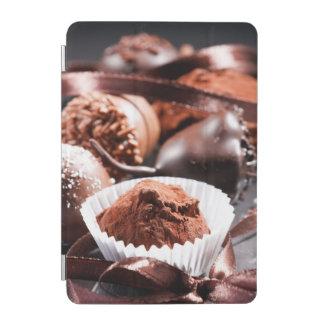 Chocolate truffles iPad mini cover