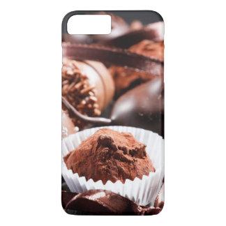 Chocolate truffles iPhone 8 plus/7 plus case