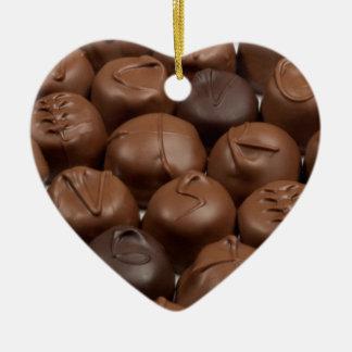 Chocolate Truffles Ornament
