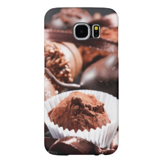 Chocolate truffles samsung galaxy s6 cases