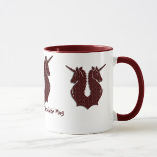 Chocolate Unicorns bedtime drinks mug