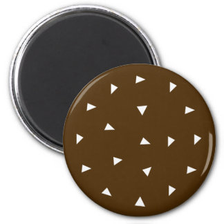 Chocolate White Chip Cookie Magnet