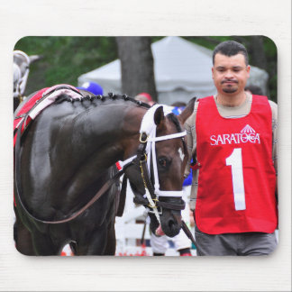 Chocolate Wildcat in the 100th Sanford Stakes Mouse Pads