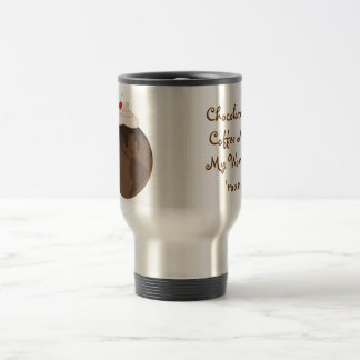 Chocolate World Travel Mug