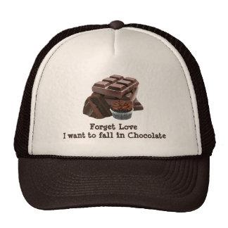 Chocolate Yum Hat
