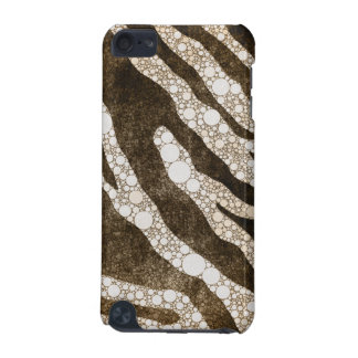 Chocolate Zebra iPod Touch 5G Covers