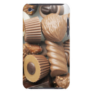 chocolates Case-Mate iPod touch case