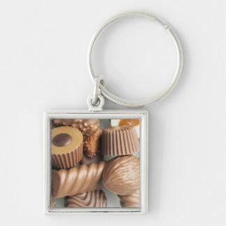 chocolates key ring