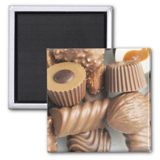 chocolates magnet
