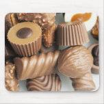 chocolates mousepads