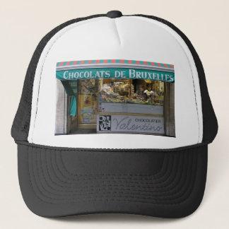 Chocolatier, Brussels, Belgium Trucker Hat