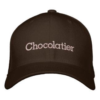 Chocolatier Embroidered Hat