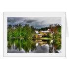 Chocorua Village Pond Card