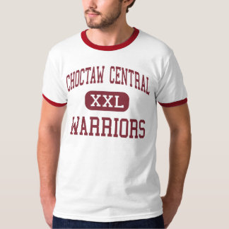 Choctaw Central - Warriors - High - Philadelphia T-shirts