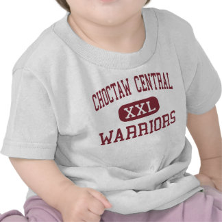 Choctaw Central - Warriors - High - Philadelphia Tee Shirts
