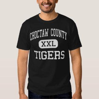 Choctaw County - Tigers - High - Butler Alabama Tee Shirt
