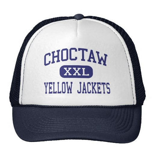 Choctaw - Yellow Jackets - Junior - Choctaw Mesh Hat