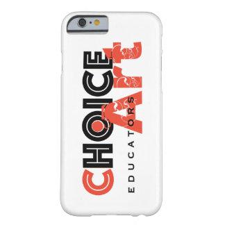 Choice-Art Educators iPhone 6, 6S case