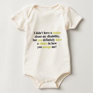Choice Baby Bodysuit