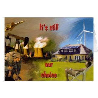 choice-zaz greeting card