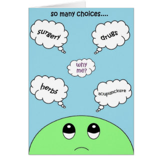 choices...by peacewillow card
