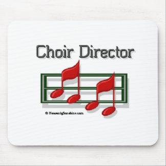 Choir Director Notes Mouse Mat