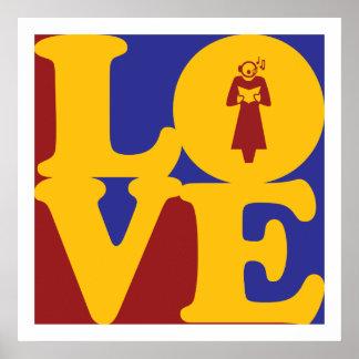 Choir Love Poster