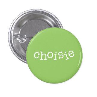 Choisie button