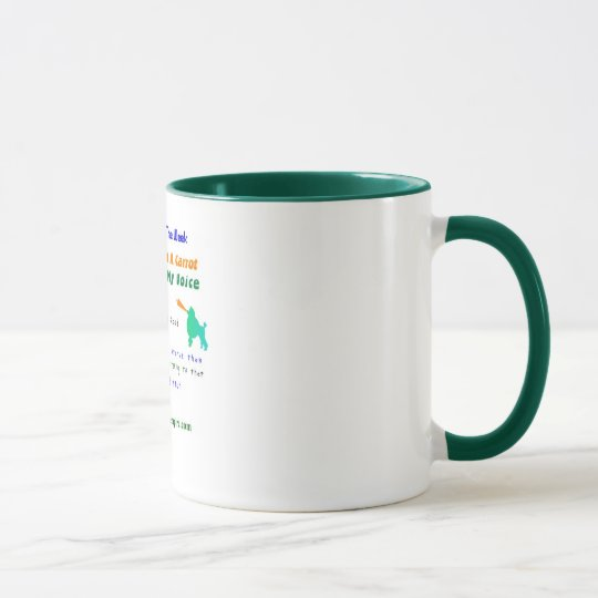 choked - mug