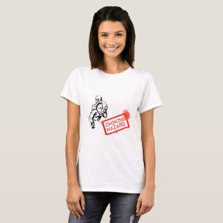 Choking Hazard (Women's Shirt) T-Shirt
