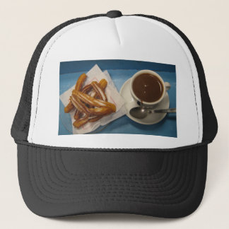 Chokolate con Churros 2008 Trucker Hat