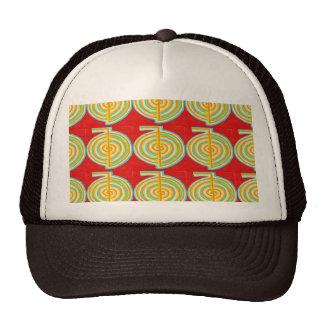 CHOKURAY : CHO KU RAY Reiki Healing Symbol Mesh Hats