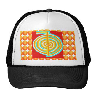 CHOKURAY : CHO KU RAY Reiki Healing Symbol Hat