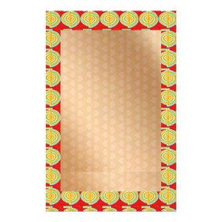 CHOKURAY : CHO KU RAY Reiki Healing Symbol Customized Stationery