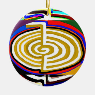 Chokuray Reiki - CHO KU REI Round Ceramic Decoration