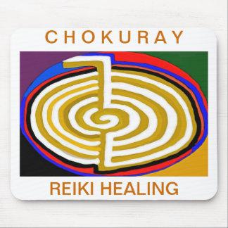 CHOKURAY REIKIHEALINGSYMBOL HEALING MOUSEPADS