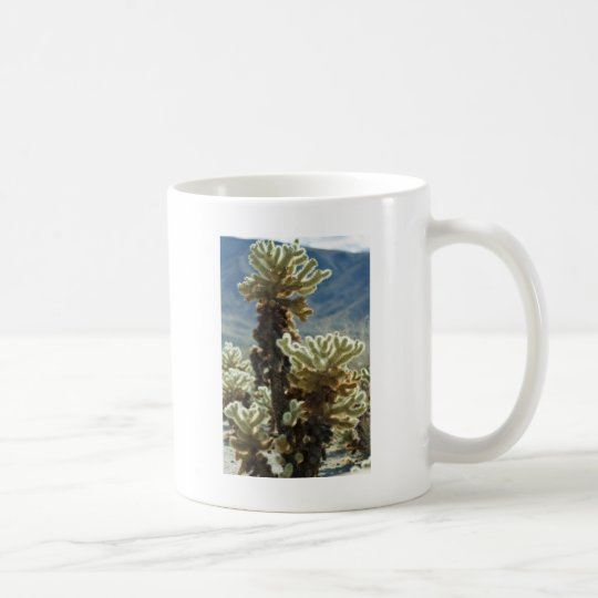 Cholla Afternoon Coffee Mug
