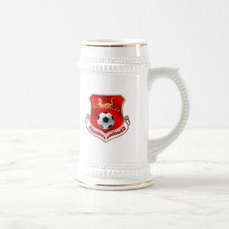 Chollima Too swift to mount North Korean soccer Beer Steins