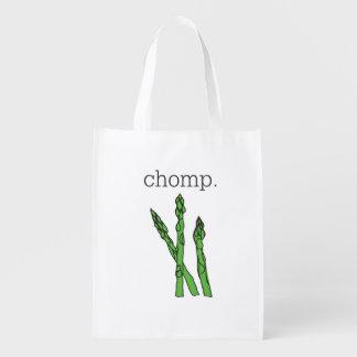 chomp. (asparagus)