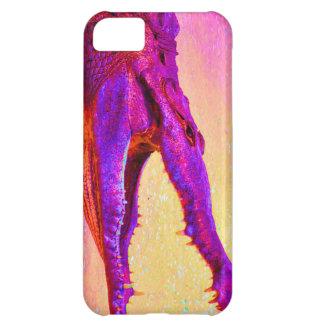 Chomp Chomp Rainbow Gator iPhone 5C Case