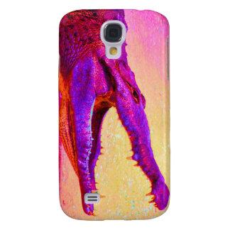 Chomp! Chomp! Rainbow Gator! Galaxy S4 Case