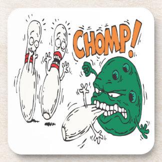 Chomp Coasters