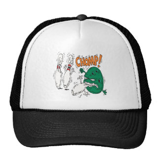 Chomp Trucker Hats