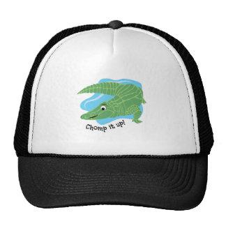 Chomp It Up Hat