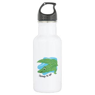 Chomp It Up 532 Ml Water Bottle