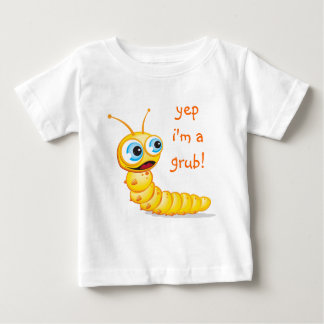Chomp the Grub :: Baby T-Shirt