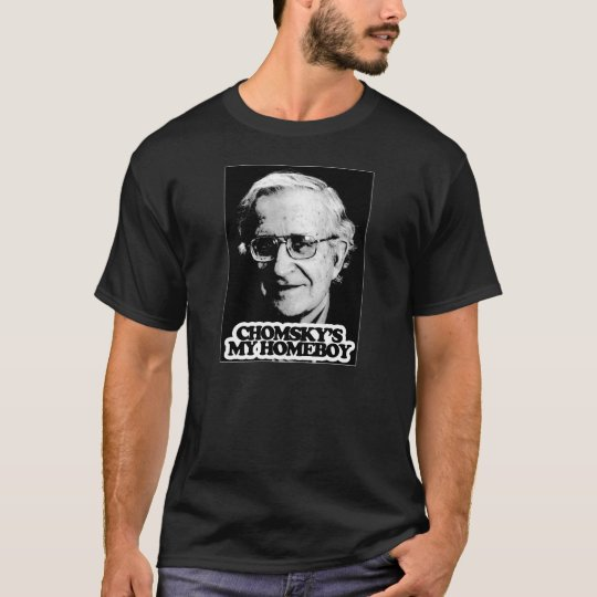 Chomsky's My Homeboy T-Shirt